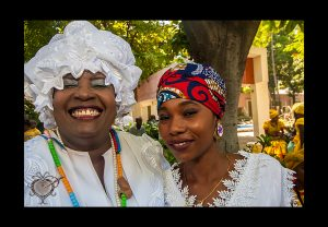 Cérémonie d'assermentation, Port-au-Prince