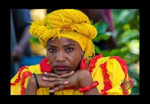 Postulante, Cérémonie d'assermentation, Port-au-Prince